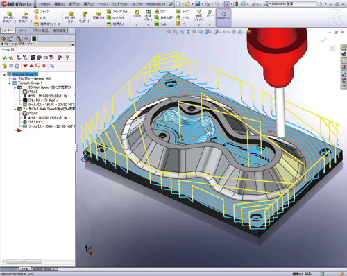 Mastercam for SolidWorks とは?